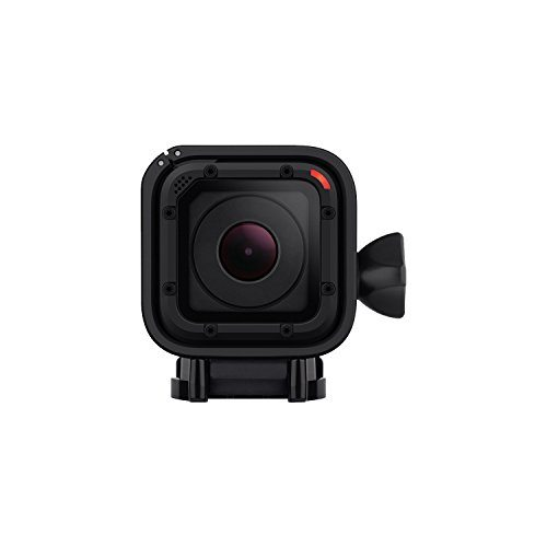 GoPro HERO4 Session - Videocámara deportiva (8 Mp, Wi-Fi, Bluetooth, sumergible hasta 10 m) 219.99€