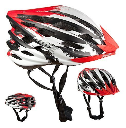 AWE® AeroForceTM 42 respiraderos Doble In-Mould Adulto Señores Bicicleta Casco 58-61cm 29.99€