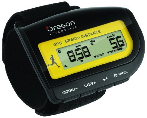 Oregon Scientific Monitor GPS de Velocidad y Distancia 46.22€