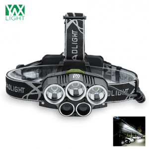YWXLight LED Headlamp 5000 Lumen