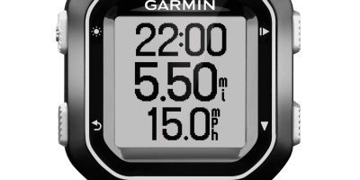 garmin edge 25