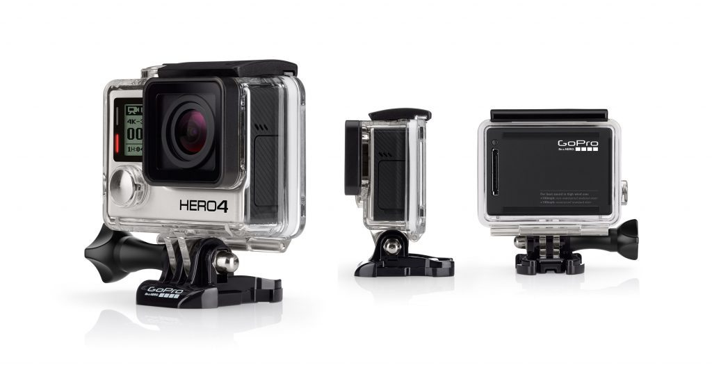 GOPRO HERO 4 Black Adventure Edition