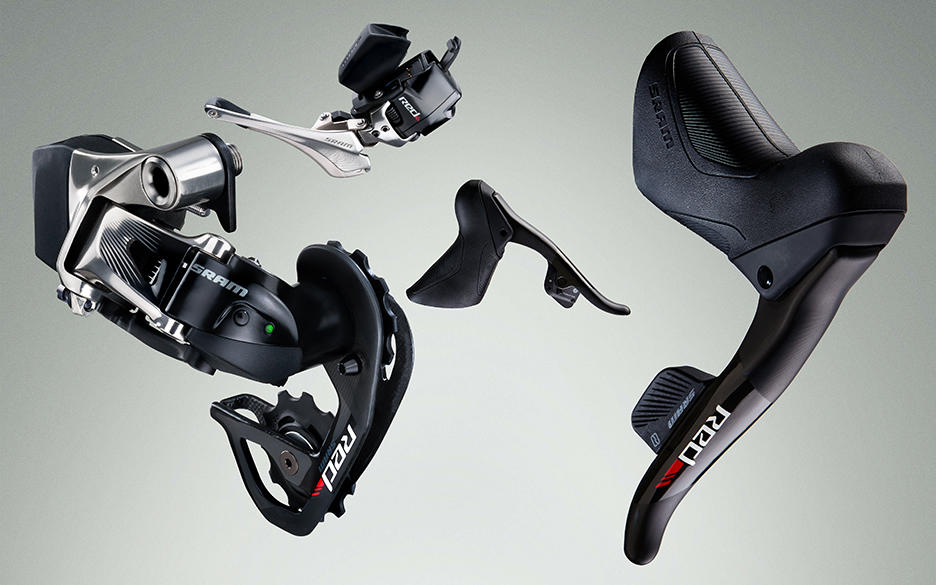Grupo SRAM Red Etap