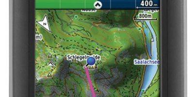 Garmin Montana 680, 680T