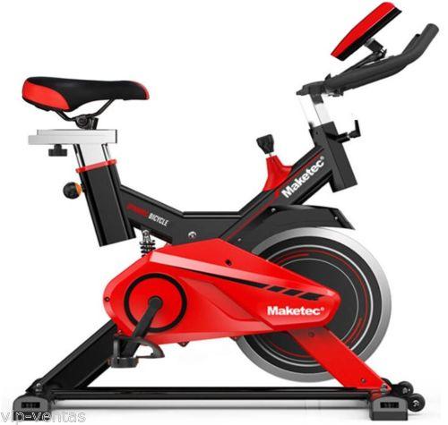 Bici estática marca Maketec, spinning, ebay, oferta