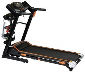 Cinta de correr plegable marca Fit-Force, ebay, oferta