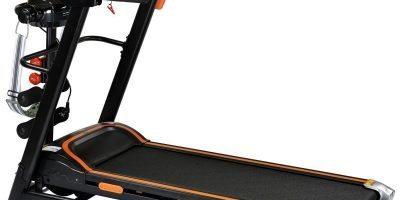 Cinta correr plegable marca Fit-Force, ebay, oferta