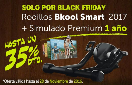 Rodillo Bkool Smart Pro 2017