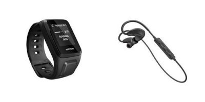 tomtom spark music con auriculares