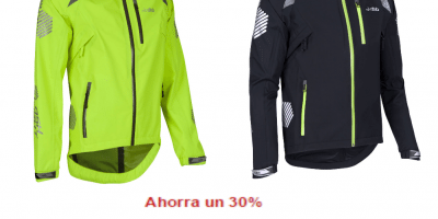 Chaqueta impermeable dhb Flashlight Highline