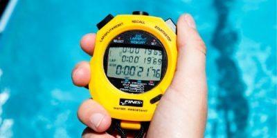 Cronometro Finis 3x300M