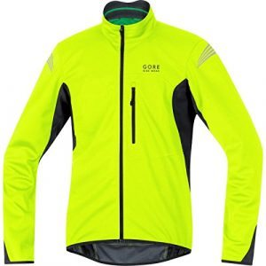 Chaqueta Gore Bike Wear Element Windstopper Soft Shell