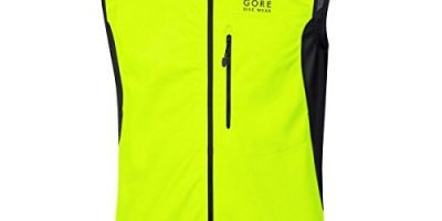 chaleco Gore Bike Wear Element Windstopper Soft Shell