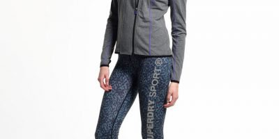 Leggings pirata Superdry