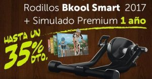 Rodillo Bkool Smart Pro 2017