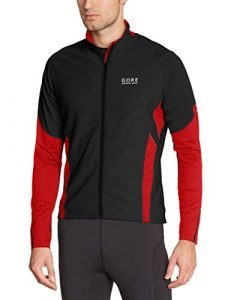 camiseta Gore running Wear Air WindStopper Soft Shell