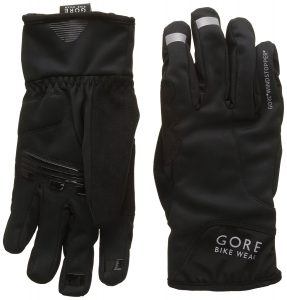 gore bike wear guantes unisex para ciclismo gore windstopper