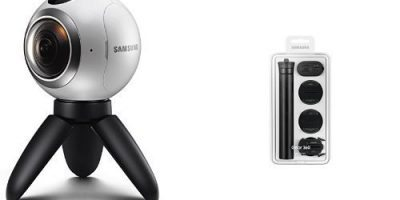 Samsung Gear 360 + Value Kit