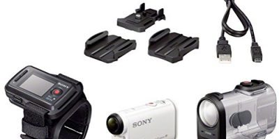 Sony FDR-X1000VR Action Cam 4K