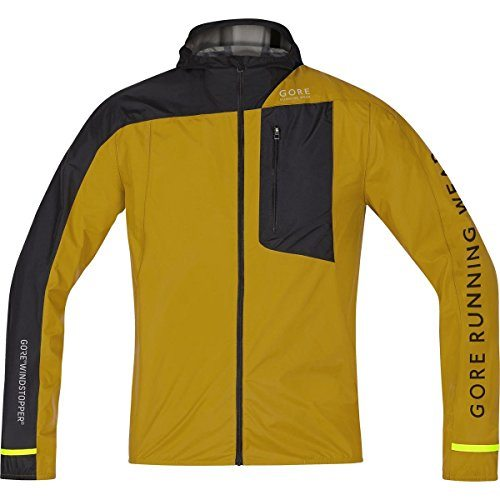chaqueta Gore Running Wear Fusion Windstopper Active Shell