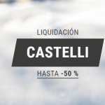 liquidacion castelli en Wiggle