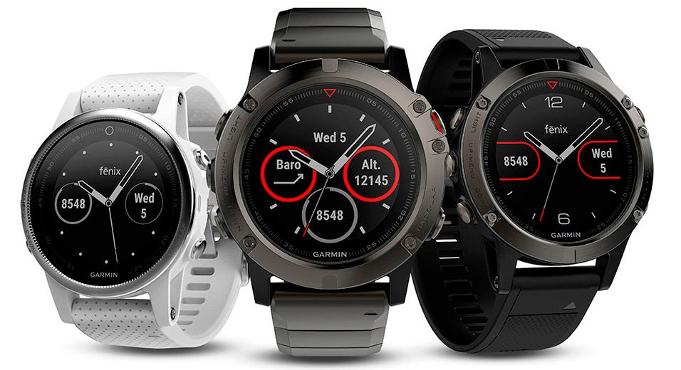 870e339bb60e Garmin Fenix 5 - Reloj GPS y Pulsómetro - Análisis   Con Ofertas