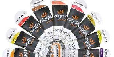 Geles energéticos Wiggle Nutrition