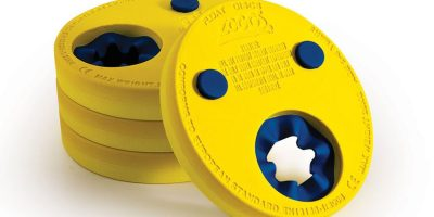 Discos flotantes Zoggs 300680