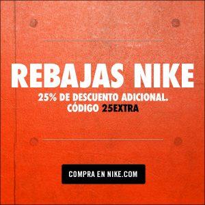 rebajas y ofertas Nike