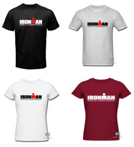 Camiseta Ironman triathlon World Championship