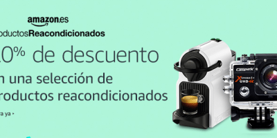 reacondicionados Amazon
