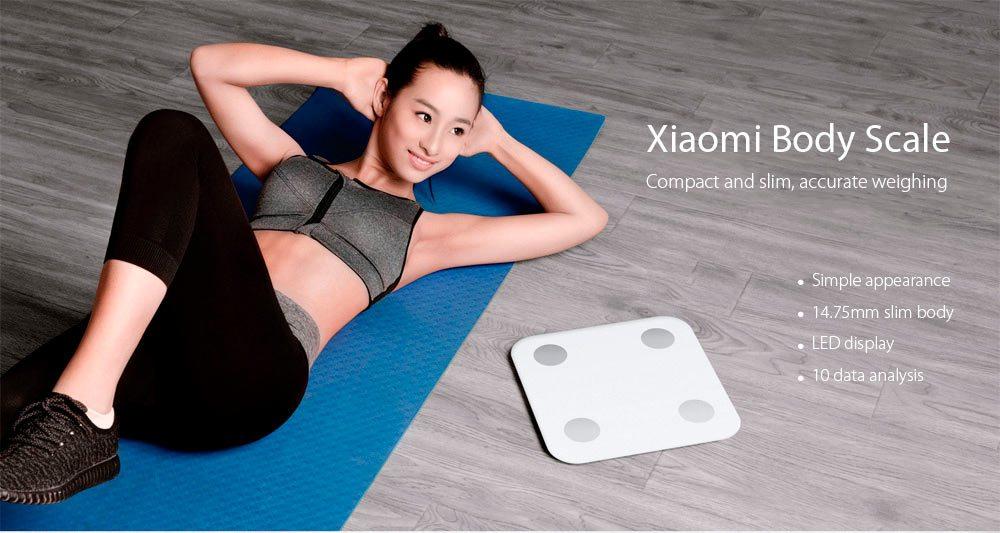 Comprar Báscula Xiaomi Mi Scale 2