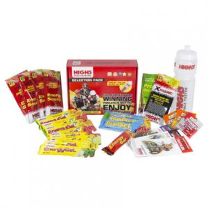 Lote de nutrición variado High5 Race Pack