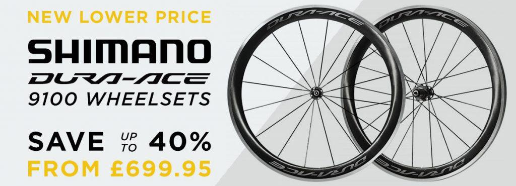 Juego de ruedas Shimano Dura-Ace 1900, ofertas ruedas ciclismo, ruedas ciclismo baratas