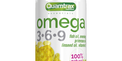 Quamtrax Nutrition Omega 3-6-9