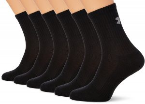 5ead2fb82cb93 Pack 3 pares calcetines Under Armour desde 13€ - CholloDeportes