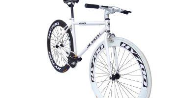 Bicicleta fixie HELLIOT BIKES