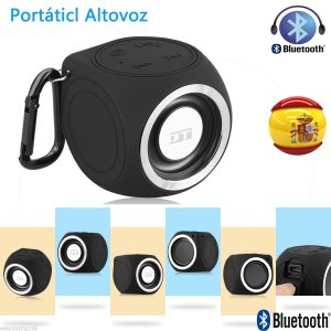 DOINGTOP DT-B660 - Altavoz Bluetooth Portátil Impermeable