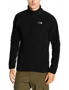 forro polar de hombre glacier delta the north face
