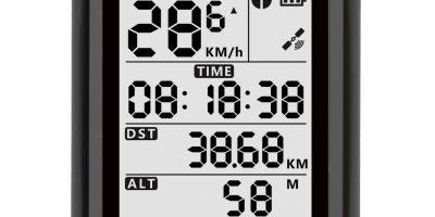 Ciclocomputador con GPS iGPSPORT 20E