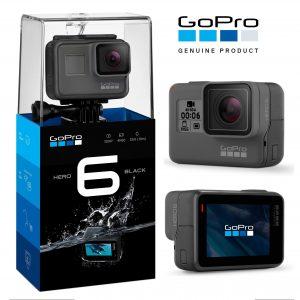 GoPro Hero6 Black - comprar barata en España. Amazon, Media Markt y más