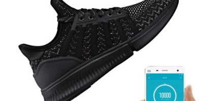 Zapatillas Xiaomi inteligente
