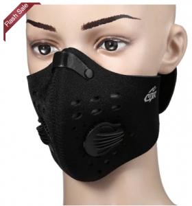 mascara polucion
