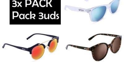 pack gafas polarizadas