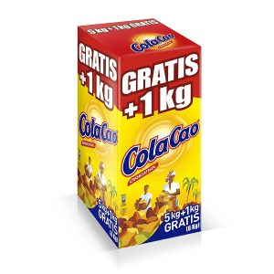 ColaCao - Cacao instantáneo soluble, 6 Kg