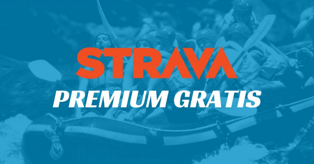 Strava Premium Gratis 【 Actualizado 2019 】Listado Promociones