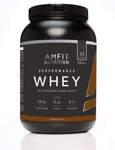 Amfit Nutrition Performance Proteína Whey