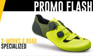 c107cd0fa Zapatillas Specialized S-Works 6 Road - zapatilla de ciclismo con suela de  carbono