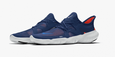 Imagen de zapatillas de running Nike Free RN 5.0