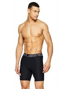 malla corta de compresion under armour heatgear short